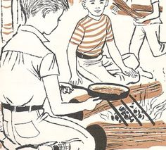 Recipes from Sadie Bells Books: Mulligan Stew (Betty Crocker Cookbook for Boys and...