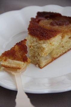 Gâteau aux pommes , comme une tatin