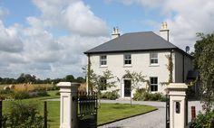 mckenna + associates - Modern Farmhouse Design - Full service Architectural Firm based in Trim Meath. Modern Farmhouse Design, Modern Design, House Designs Ireland, Create Floor Plan, 2 Storey House Design, Architectural Firm, Through The Roof, Large Homes, Types Of Houses