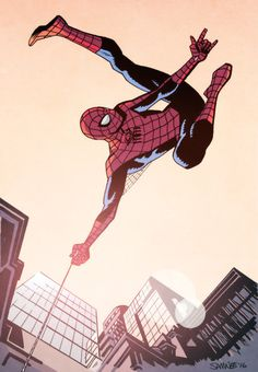 Web Slinging - Chris Samnee, Colors: Roman Titov