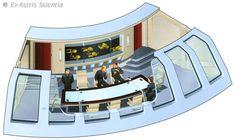 Ex Astris Scientia - Galleries - Other Starfleet Ship Interiors