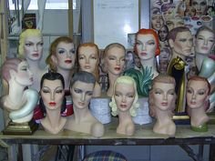 Vintage Group by mannequin recovery, via Flickr