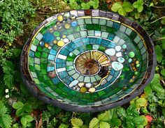 Kate Rattray's Mosaic Blog | Mosaic art inspired by nature and myth