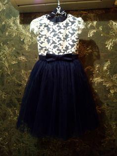 Нарядное платье р.134 / Фотофорум / Burdastyle