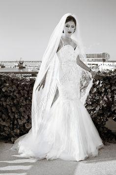 Image and Sound Expert Bride Portrait, Mermaid Wedding, One Shoulder Wedding Dress, Wedding Dresses, Image, Fashion, Weddings, Wedding, Bride Dresses