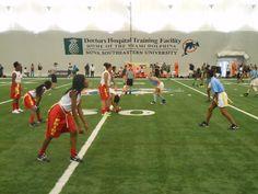 2013 Miami Dolphins High School Girls Flag Football Jamboree