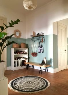 40 best modern small living room decor ideas 3 « Home Decoration Decor Room, Living Room Decor, Diy Home Decor, Bedroom Decor, Bedroom Wall Designs, Bedroom Colors, Living Rooms, Hallway Colours, Wall Colors