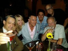 Ted Raimi, Bruce Campbell, Danny Hicks and others celebrate Bruce's birthday Bruce Campbell Evil Dead, Evil Dead Movies, Lucy Lawless, Baby Daddy, Ted, Indie, Actors, Celebrities, People