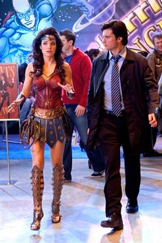 """Smallville """"Warrior"""" S9EP13"""