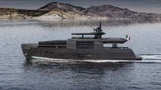 Arcadia Yachts Reinvents Itself – Robb Report