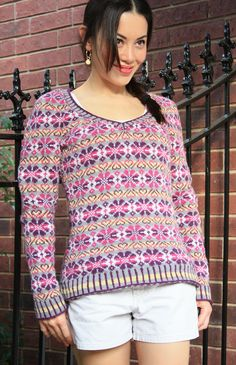 Lissuin Sweater