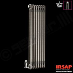 IRSAP Bubble 625high Towel Bar Overlay for Tesi Traditional Column ...