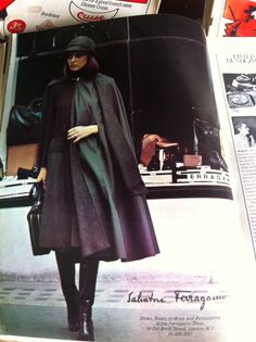 1970's style from Tatler