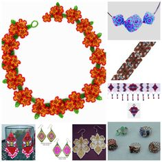 Bead-Patterns.com Newsletter May 18, 2015 - Featured Beading Patterns!