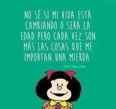 Mafalda: la vida