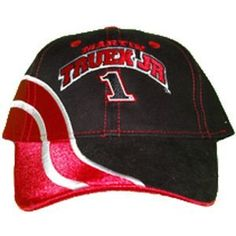 Martin Truex Jr. 1 Nascar Cap by Motorsport Authentics. $7.99. This is an officially licensed nascar product brand new never worn 100 authentic product includes all tags from manufacturer top quality one size fits all strap back trackside cap 