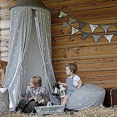 Unique Handmade Sky House / Play House / Canopy / by SzafaTosi, $105.00