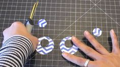 How To Make Duct Tape Earrings