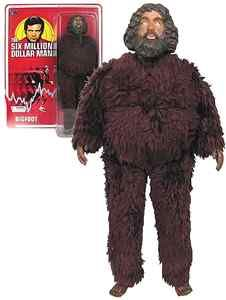 """Bigfoot figurine, as performed by Andre the Giant on """"The Six Milion Dollar Man."""" http://www.amazon.com/gp/offer-listing/B00A3AKWYQ?ie=UTF8&condition=new&seller=A3OKE4U8299CAN"""