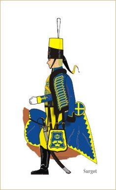 Sweden hussar