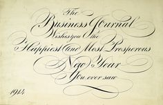 New Year Wishes by UofSLibrary, via Flickr