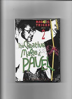 The Creative Magic of Pavel DVD Volume 2 Magnetic Tricks Collectibles:Fantasy, Mythical & Magic:Magic:Tricks www.webrummage.com $19.99