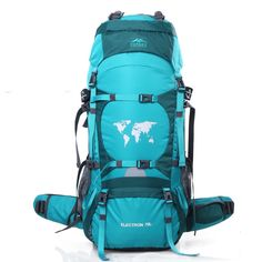 20L-85L Travel Camping Waterproof Rain Cover For Backpack Rucksack Luggage Bag K