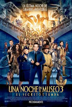#EstrenosGercomovies Una noche en el museo 3: El secreto de la tumba (2014) Español Latino, ya disponible ---» http://gercomovies.wix.com/gercomovies#!product/prd1/3686715161/una-noche-en-el-museo-3%3A-el-secreto-de-la-tumba