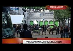 June 17. 2-15: Ikusteko TV: GERNIKA-LUMO Koldo Serra's Promenade Guernica…