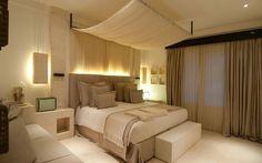 Five-star hotel room by the sea in Puglia