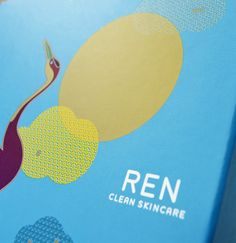 REN Skincare - Christmas Gift Packaging 2014 on Packaging of the World - Creative Package Design Gallery