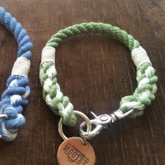 Our collars are soft and stylish! We use only high quality materials. Get the perfect dog collar.