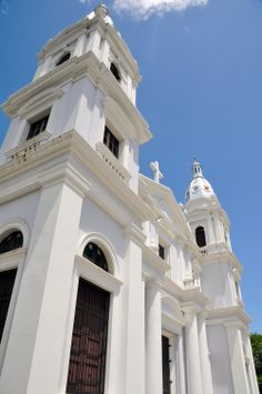 Ponce Cathedral in Puerto Rico
