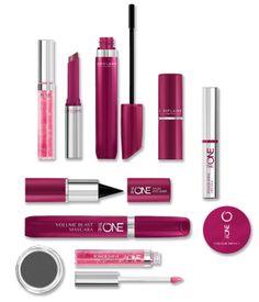 Nueva linea de maquillaje THE ONE, Gran impacto
