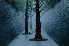 重庆万科·城市花园 / A&N尚源景观 - 谷德设计网 Chongqing, Landscape Design, China, Garden, Photography, Outdoor, Sales Center, Wall, Outdoors