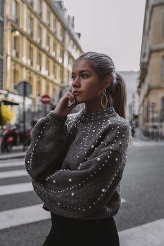 Perle mania! Il trend più glam di quest'autunno inverno 2017 2018