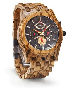 Shop our collection of wood watches for men. JORD is a premium designer of hand-crafted wood watches for him. Premium, classic & stylish...