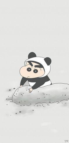 Sinchan Wallpaper, Cartoon Wallpaper Iphone, Kawaii Wallpaper, Sinchan Cartoon, Crayon Shin Chan, Photo Background Images, Cartoons Love, Pretty Wallpapers, Hello Kitty