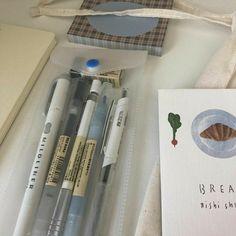 School Motivation, Study Motivation, Cute Stationery, Stationery Design, Study Inspiration, Bullet Journal Inspiration, Muji Stationary, Japanese School Supplies, Muji Pens