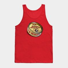 Super Wax - Mens Tank Top