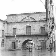 Plaza del Arco, Caravaca de la Cruz (Murcia).