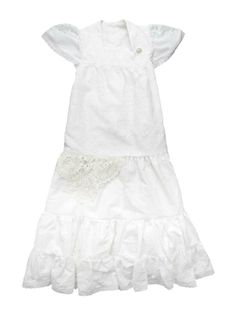 Miss Haidee | IVORY PRINCESS special occasion dress size 8 to 9 years