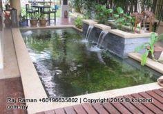 koi pond designs | koi pond design | Fountain Design & Trading