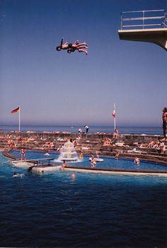 Scarborough England, Butlins Holidays, British Seaside, North Yorkshire, England Uk, Grand Hotel, Outdoor Pool, East Coast, Beautiful Places