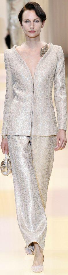 Armani Privé Haute Couture Fall Winter 2013-14 collection