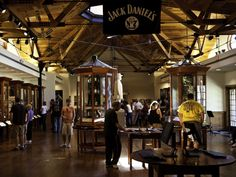 Follow the Tennessee Whiskey Trail, stopping at distilleries along the way to…