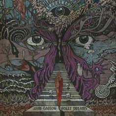 John Gallow- Violet Dreams.  DOOOOM.
