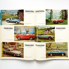 spines and pages thanks to ideabooksltd Love the Pininfarina pages! Sunday gets started. Auto-Universum. The best automobile car voiture motor annuals there ever were. 1966 this is. 1965 as well this morning. Actual treasure. Drive. Email if you want@idea-books.com #autouniversum #1966 Filed under: ideabooksltd to READ to READ ideabooksltd docenoon InspirePossibility CreateOpportunity CultureOfPossibility EnthusiasmForOpportunity Art Film Technology Fashion Music News Business Politics…