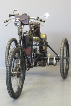 Rochet 1901 tricycle 326 cc