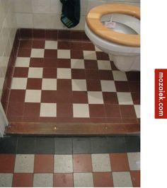 Wie komt er in je badkamer? Een spraakmakend authentiek wc-vloertje is onderwerp van gesprek op verjaardagen, iedereen komt er een keer! Voor een klant met een jaren 30 woning in Leiden heb ik zwart wit vloertjes voor een toiletje uitgewerkt. …